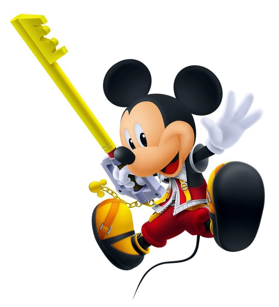 ¡Sorpresa! Mickey Mouse será el invitado en Kingdom Hearts: Melody of Memory 2