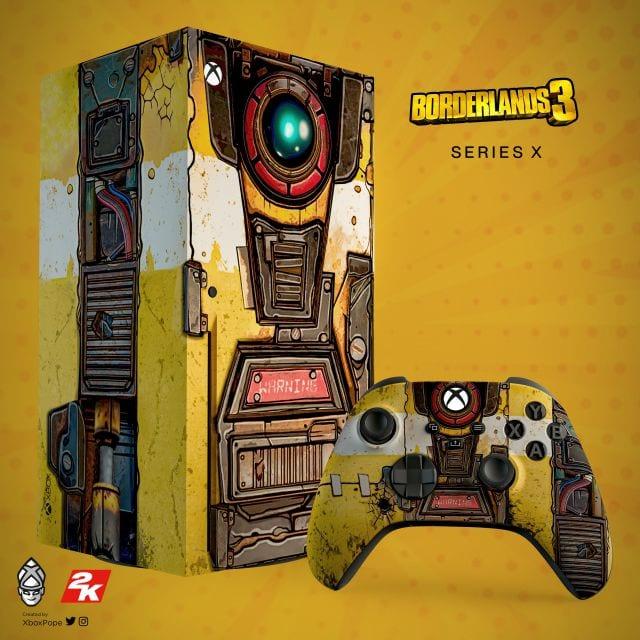 Xbox Series X tendrá una edición especial de la saga Borderlands 1
