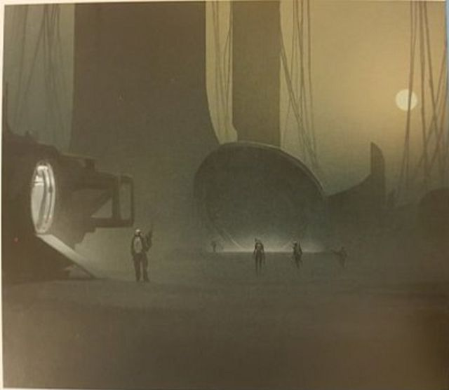 Liberan nuevo arte conceptual del próximo Mass Effect 3