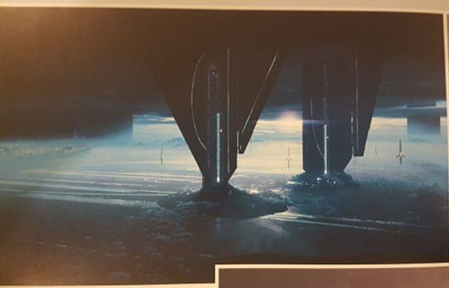 Liberan nuevo arte conceptual del próximo Mass Effect 2