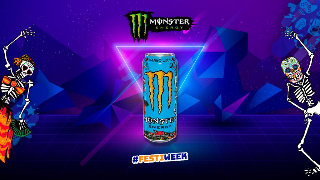 ¡Monster Energy y su nueva Mango Loco estarán presentes durante la semana de FestiWeek! 5