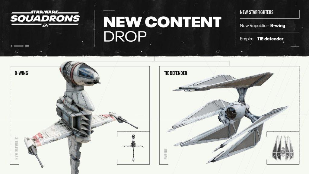 Star Wars: Squadrons recibirá drops especiales con motivo de las fiestas de fin de año 1