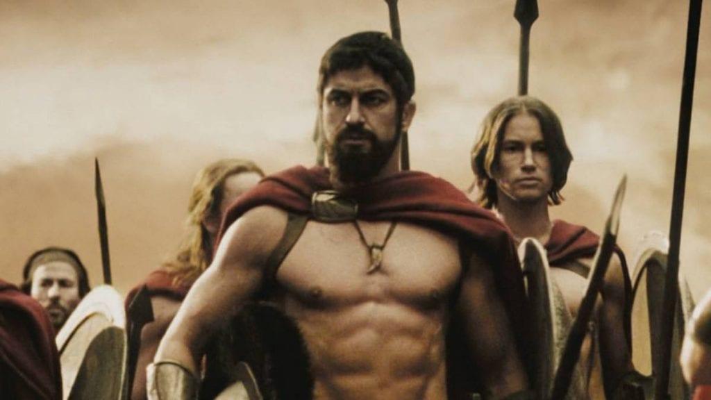 Gerard Butler encarnará a Kratos en la película de God of War 1