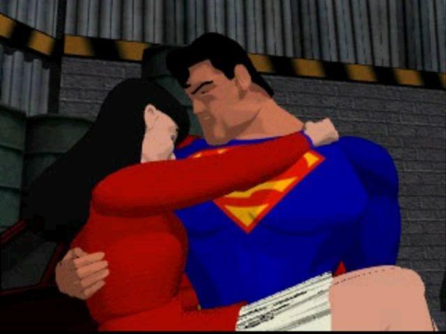 Rescatan una versión avanzada del juego de Superman para PS1 8