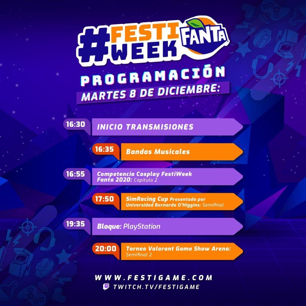 ¡Hoy comienza FestiWeek Fanta 2020! 2