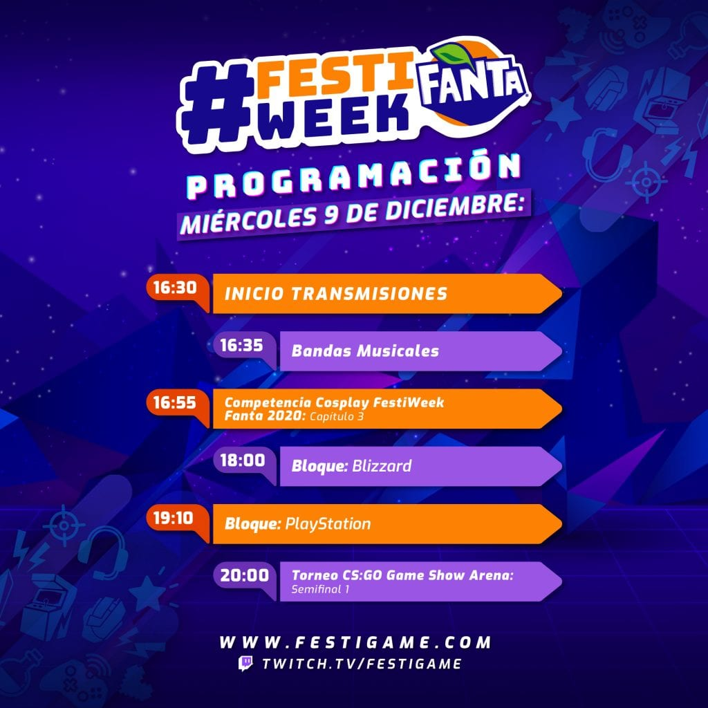 ¡Hoy comienza FestiWeek Fanta 2020! 3