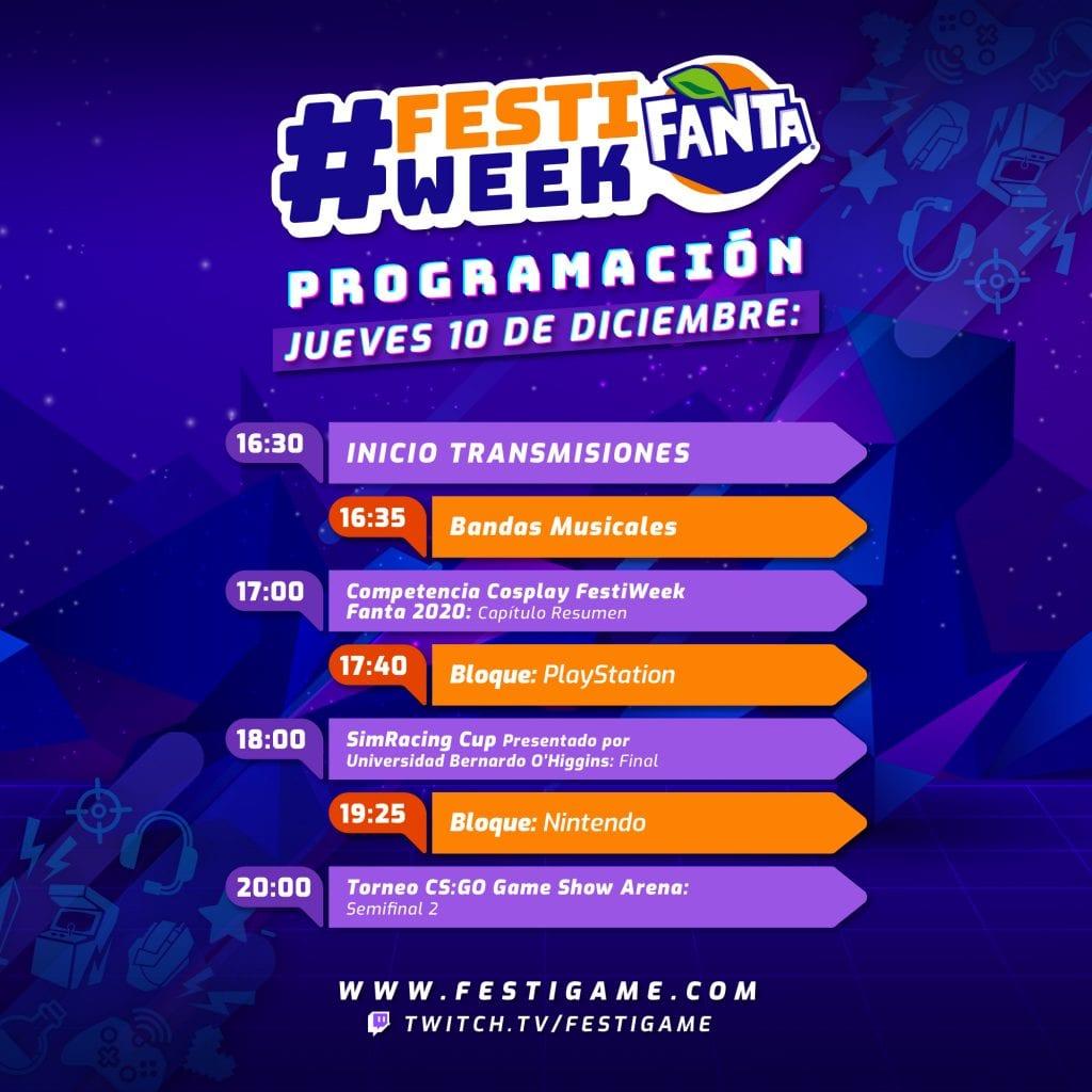 ¡Hoy comienza FestiWeek Fanta 2020! 4