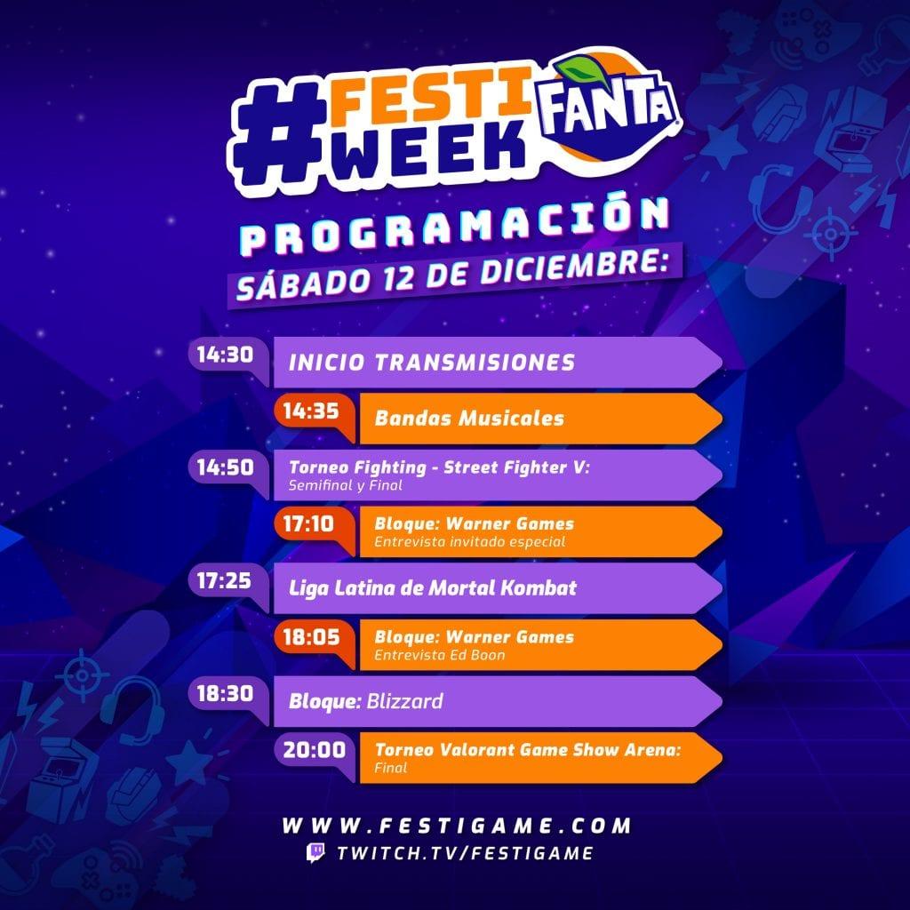 ¡Hoy comienza FestiWeek Fanta 2020! 6
