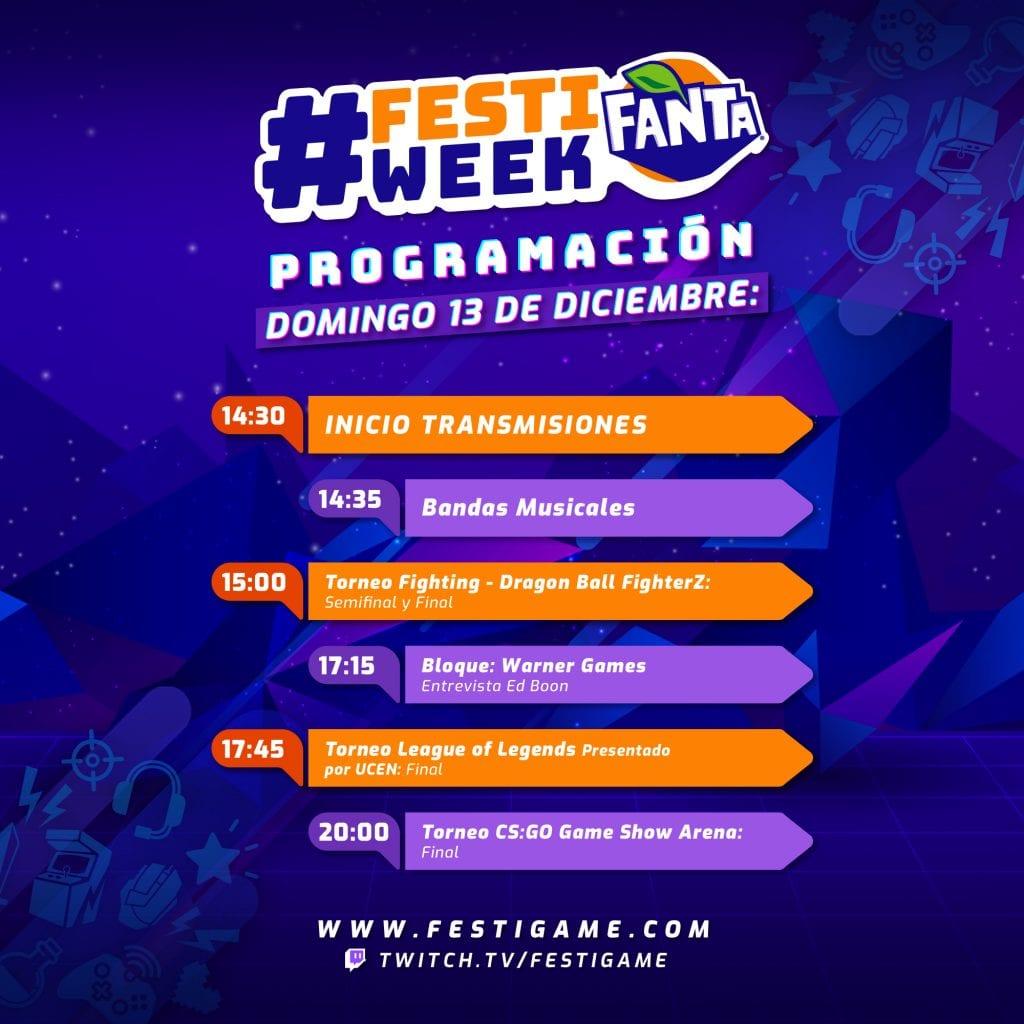 ¡Hoy comienza FestiWeek Fanta 2020! 7