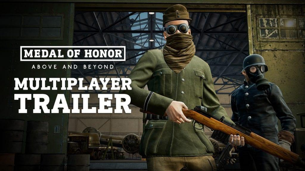 Medal of Honor: Above and Beyond muestra sus modos multijugador con un nuevo tráiler 2