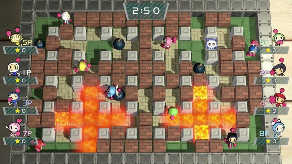 Konami sugirió que un nuevo juego de Bomberman está en camino 4