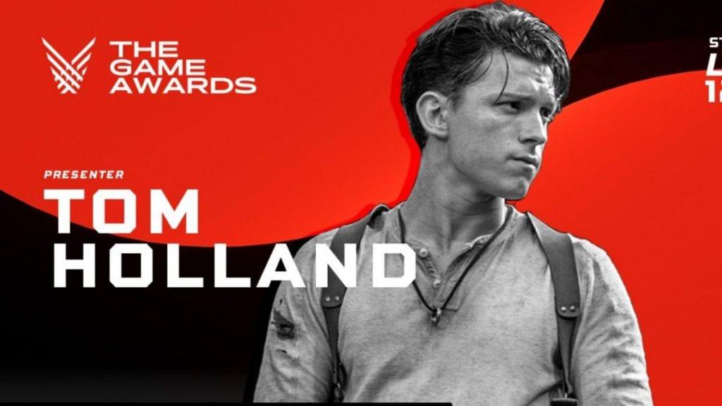 ¡Tom Holland será uno de los presentadores en The Game Awards! 2