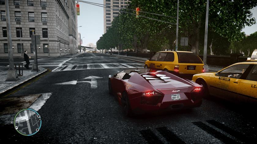 """GTA IV recibió mejoras """"Next-Gen"""" por parte de los modders 4"""