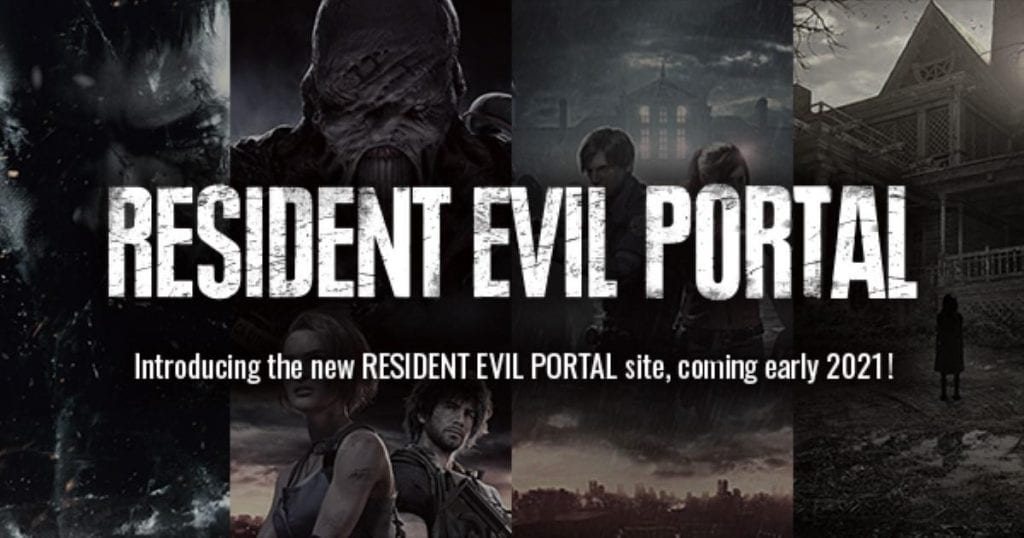 Resident Evil habilitará una web especial con información este 2021 8