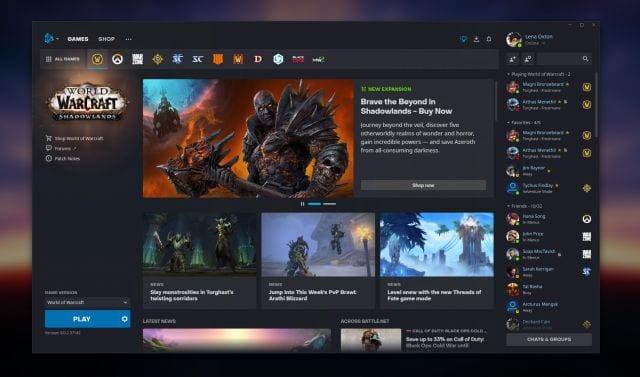 Blizzard presentó la renovación que hará en Battle.net 1