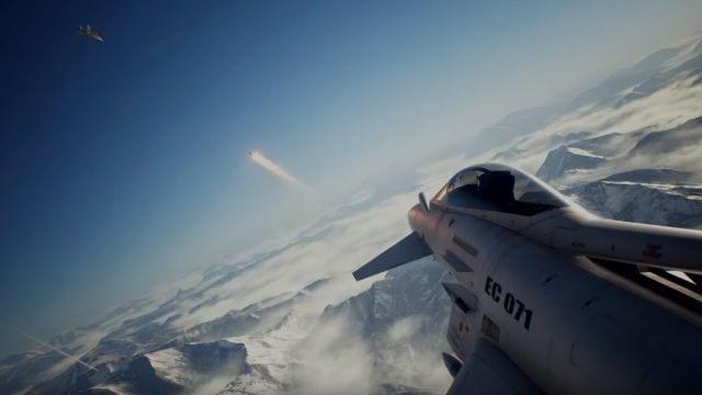 ¡Mira el tráiler de Ace Combat 7: Skies Unknown - Actualización de segundo aniversario! 9