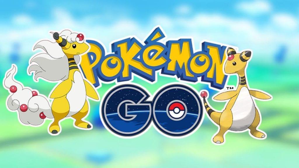 Ya puedes encontrar a Mega Ampharos en Pokémon GO 3