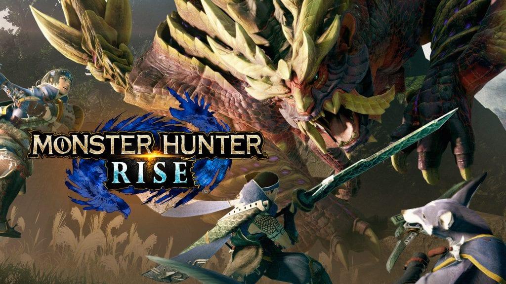 ¡Conoce la Switch edición especial de Monster Hunter Rise! 1