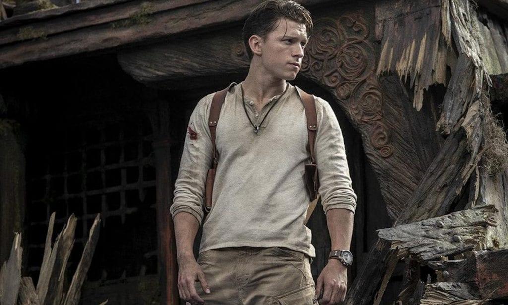 Uncharted: La Película mostró una nueva imagen de Nate y Sully 8