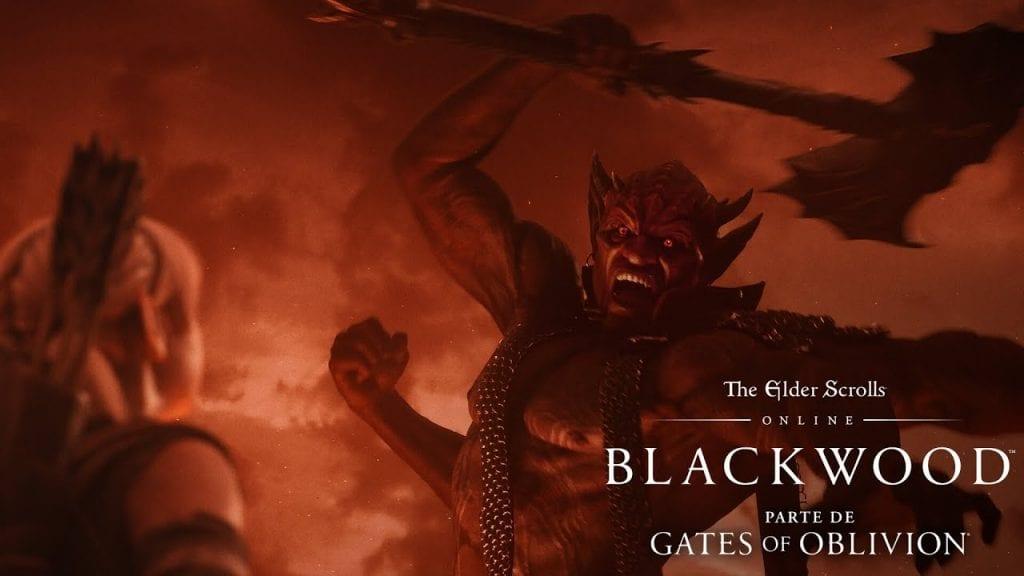 Bethesda liberó un nuevo tráiler de The Elder Scrolls Online - Gates of Oblivion 8