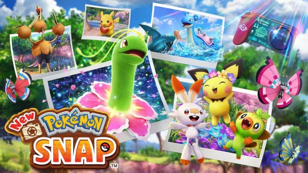Liberan un nuevo tráiler de New Pokémon Snap enfocado en la ecología 14