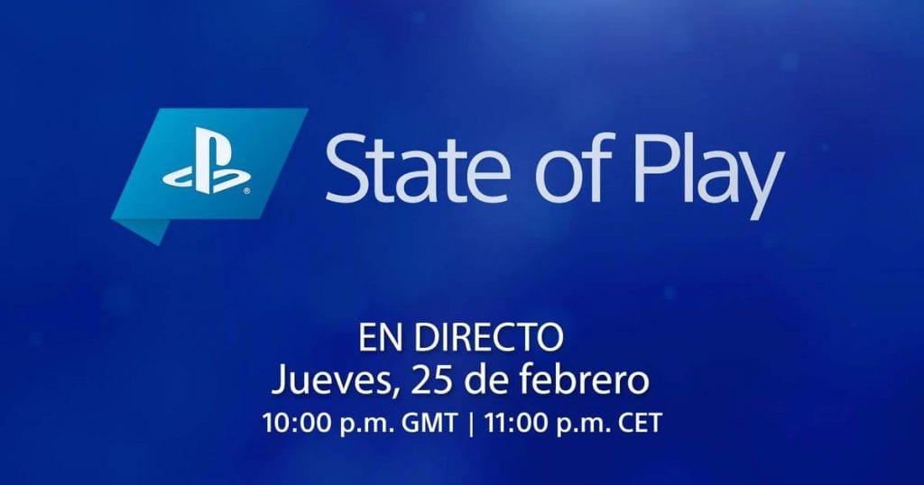 Dónde y a qué hora puedo ver el State of Play de PS5 y PS4, hoy 25 de febrero 11