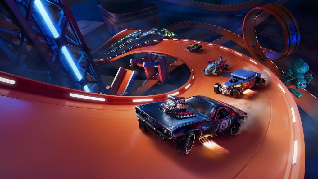 Hot Wheels reveló su nuevo videojuego para consolas 16