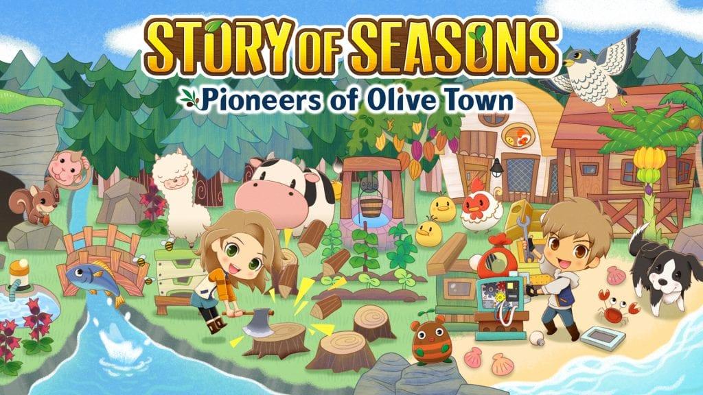¡Deléitate con el nuevo tráiler de Story of Seasons: Pioneers of Olive Town! 9