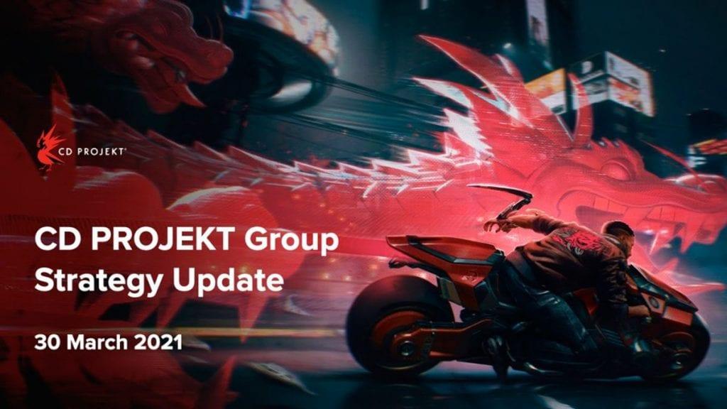 CD Projekt RED entregó sus planes para el periodo 2021-2022 5
