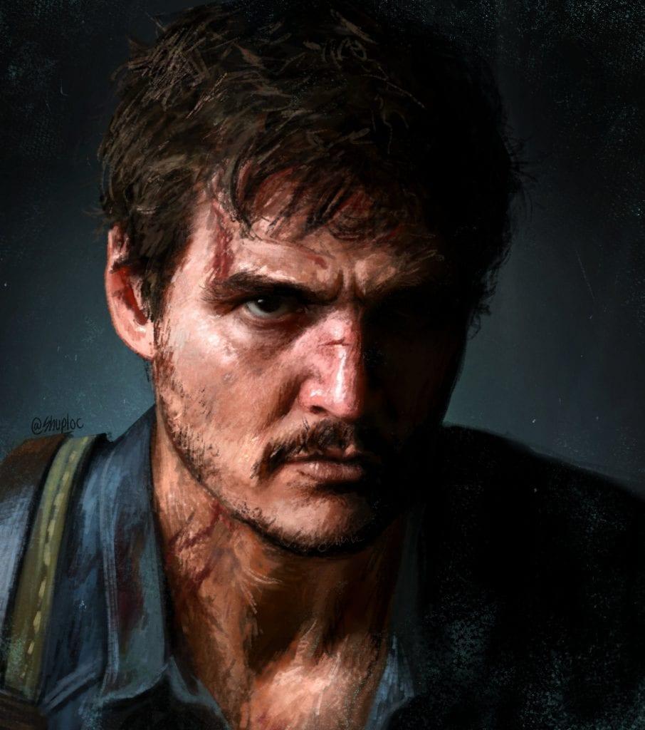 Una fan recreó a Pedro Pascal como Joel de The Last of Us 1