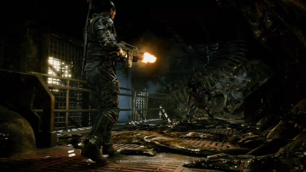 ¡Mira el tráiler del nuevo videojuego de la saga Alien! 1