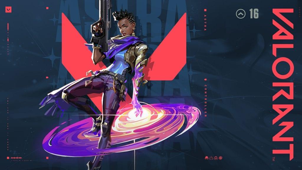 ¡Mira el tráiler de la nueva agente que llegará a Valorant: Astra! 1