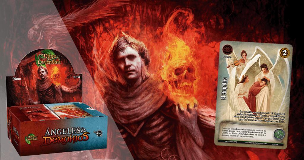 El infierno de Dante cobra vida en Mitos y Leyendas 1