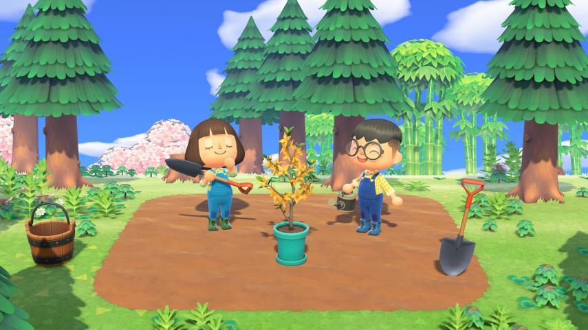 Nintendo entregó el calendario de los nuevos objetos de temporada que llegarán a Animal Crossing New Horizons 2