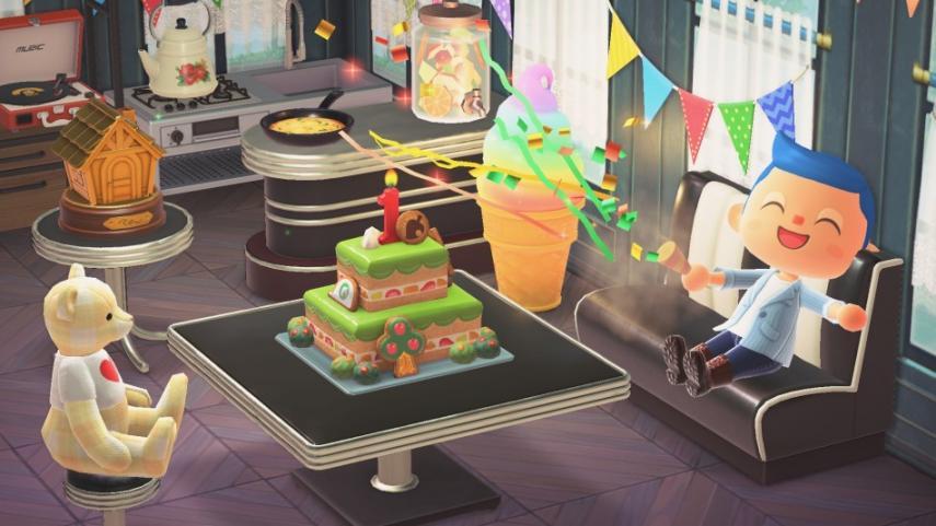 Nintendo entregó el calendario de los nuevos objetos de temporada que llegarán a Animal Crossing New Horizons 6