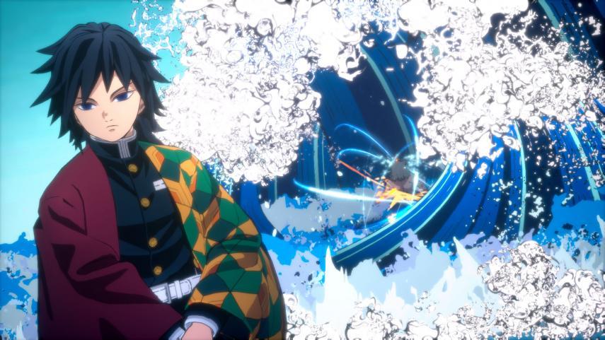 Cyberconnect 2 muestra un nuevo tráiler e imágenes del videojuego de Demon Slayer: Kimetsu no Yaiba 1