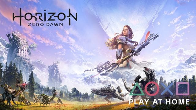 ¡Juego gratis! Consigue Horizon Zero Dawn para PS5 y PS4 3