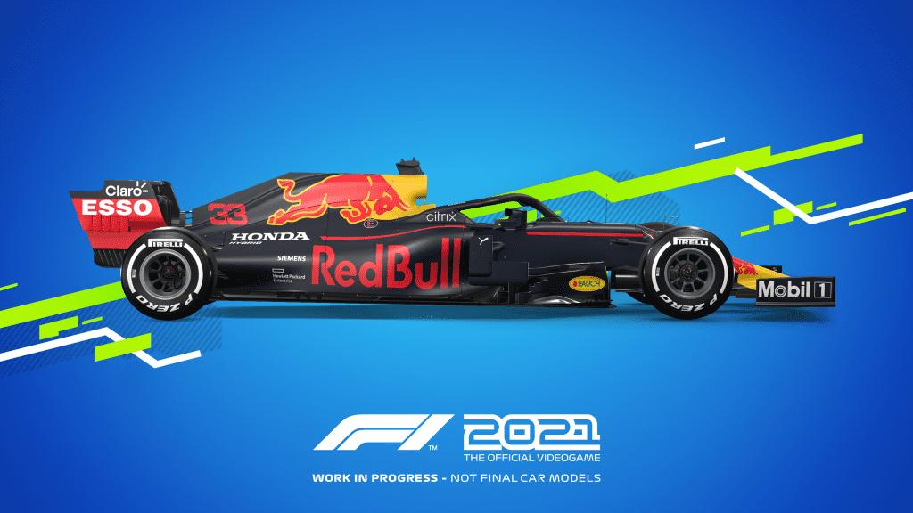 F1 2021 compartió sus primeros detalles a través de un video e imágenes 10
