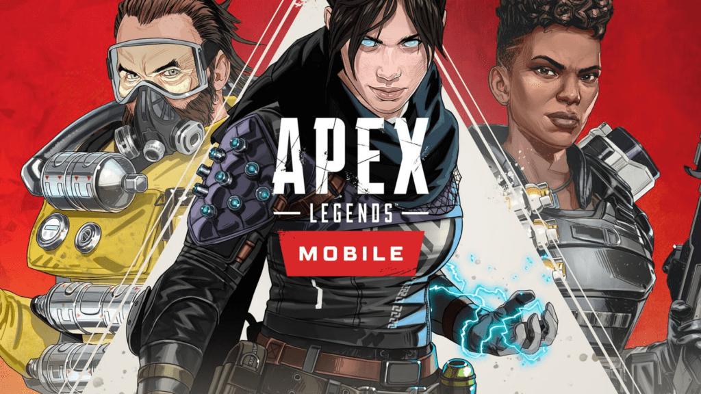 Ya es una realidad: Apex Legends Mobile comenzarán con sus betas regionales 1