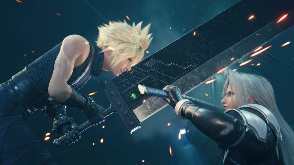 Square Enix presentó el último tráiler de Final Fantasy VII Remake Intergrade 5