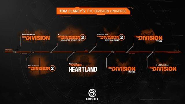 Ubisoft agiganta la marca 'The Division': nuevo free to play, Netflix y mucho más... 1