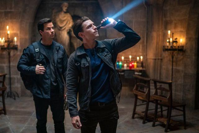 Uncharted: La Película mostró una nueva imagen de Nate y Sully 1