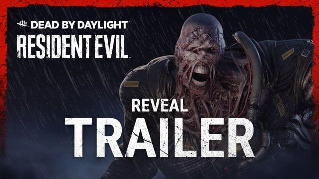 ¡Mira el tráiler del nuevo DLC de Resident Evil que llegará a Dead by Daylight! 4