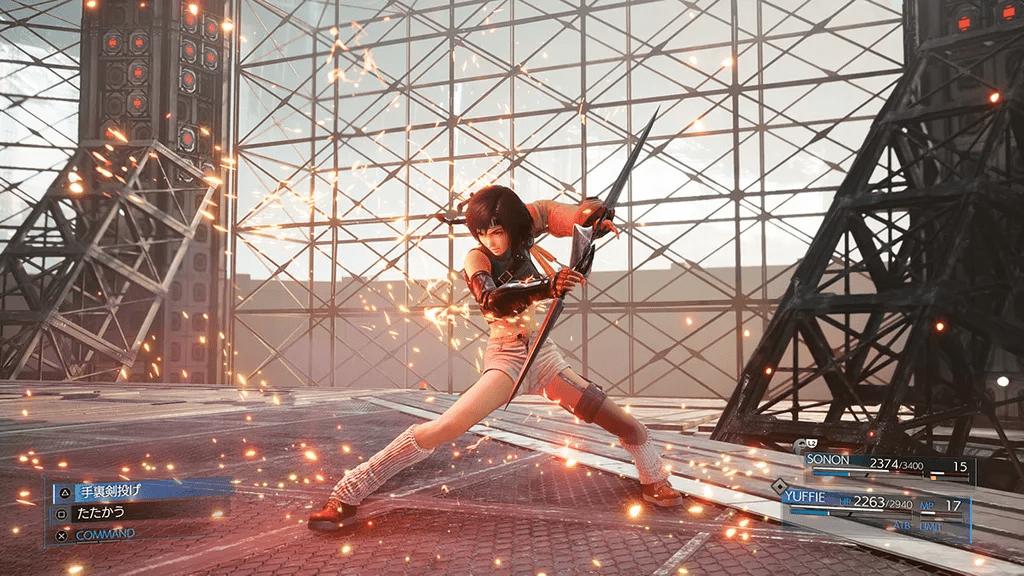 Final Fantasy VII Remake Intergrade reveló un minijuego lleno de nostalgia 10