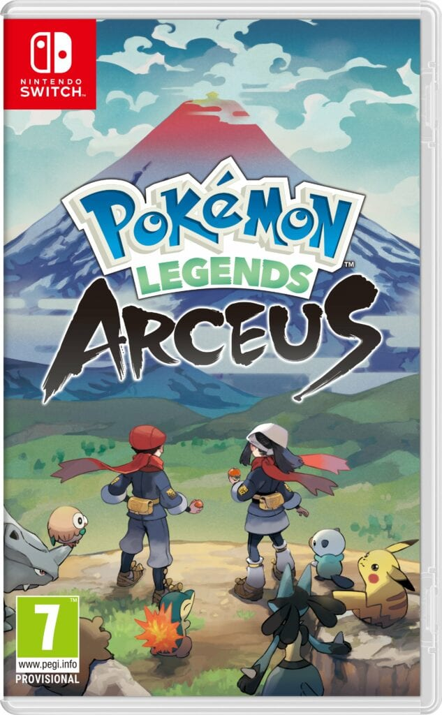 Nintendo reveló las fechas de lanzamiento de los nuevos juegos de Pokémon 1