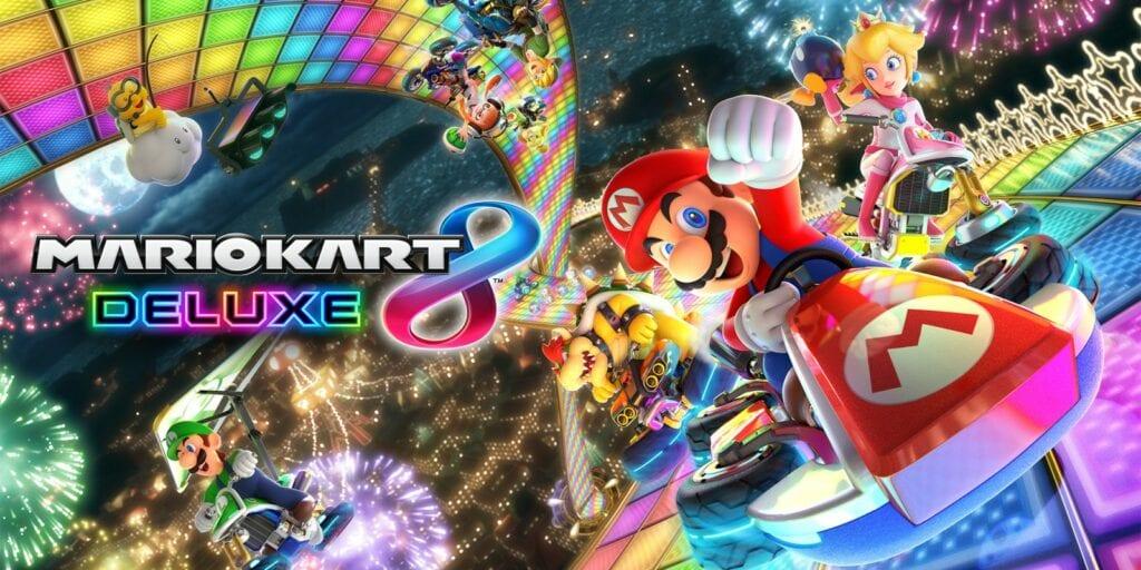 Mario Kart 8 Deluxe recibe su primera actualización desde 2019 para arreglar problemas 2