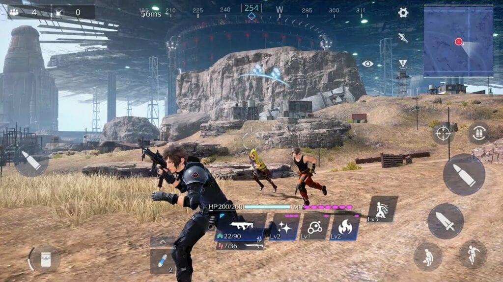 ¡Mira el nuevo tráiler gameplay de Final Fantasy VII: The First Soldier! 6