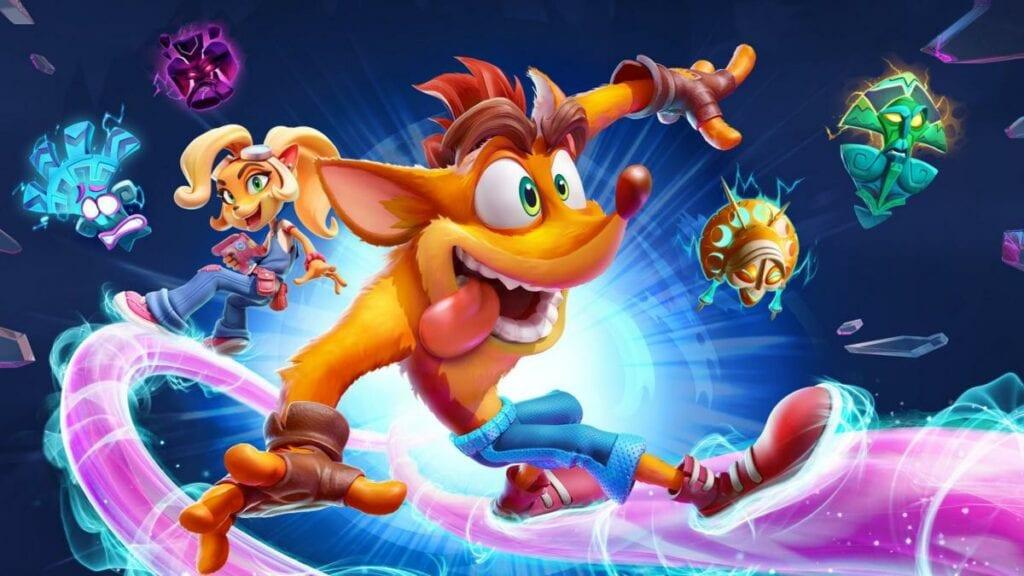 ¿Crash para Smash? Sus creadores se refieren a la posible inclusión del bandicoot al brawler de Nintendo 8