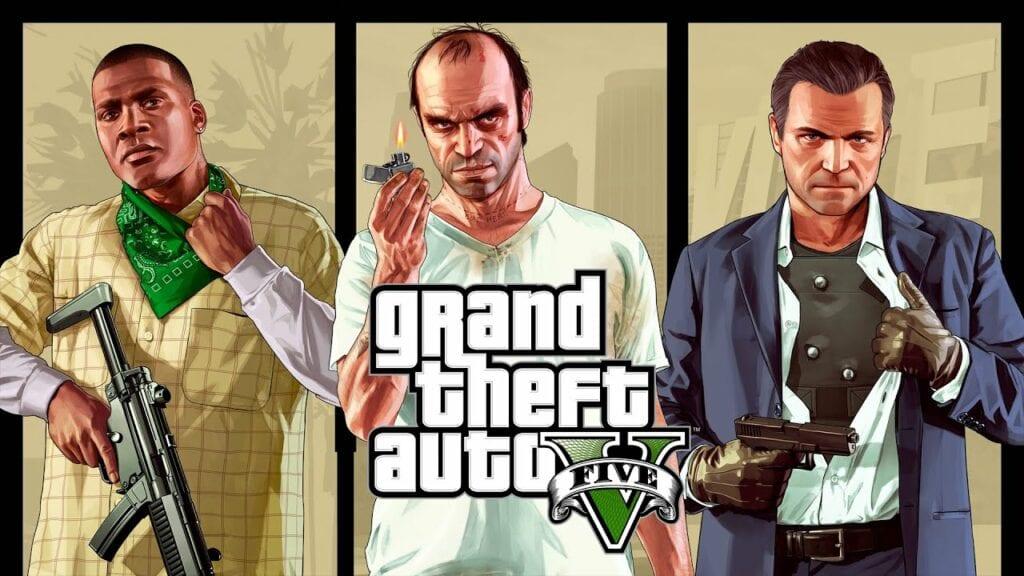 GTA V ya tiene fecha confirmada para su llegada a PS5 y Xbox Series X S 8