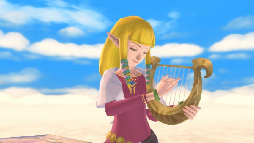 Zelda: Skyward Sword HD tendrá ajuste de consejos y tutoriales durante sus partidas 12